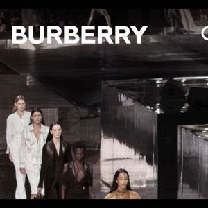 Please check out my Burberry collection!